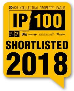 2018 Shortlisted